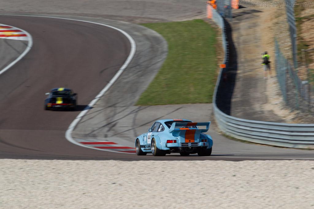 Porsche 934 / 5 - Chassis: 911 660 9057 - Driver: Afschin Fatemi  - 2018 Grand Prix de l'Age d'Or