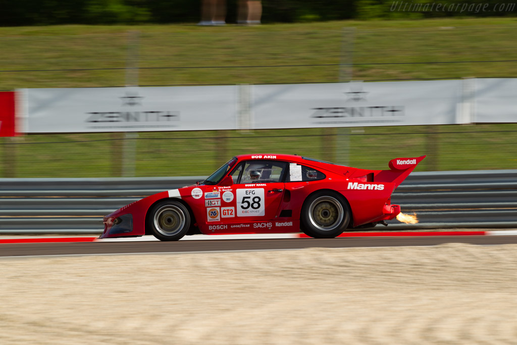 Porsche 935 K3 - Chassis: 009 00016 - Driver: Pierre Alain Thibault / Rainer Becker  - 2018 Grand Prix de l'Age d'Or