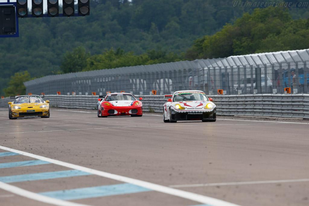 Porsche 996 GT3 RS - Chassis: WP0ZZZ99Z1S692073 - Driver: Jean-Charles Redele  - 2018 Grand Prix de l'Age d'Or