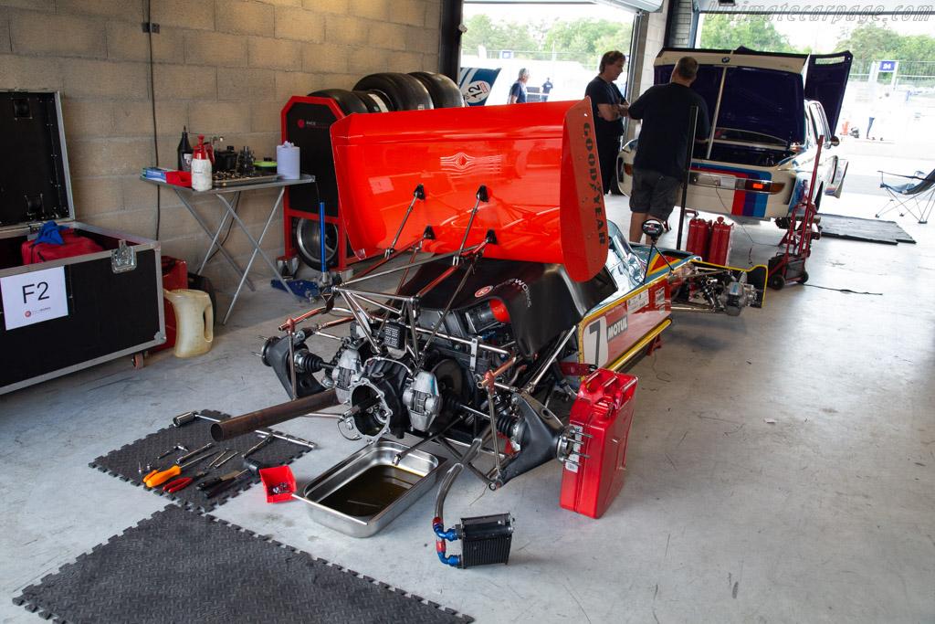 Welcome to Dijon    - 2018 Grand Prix de l'Age d'Or