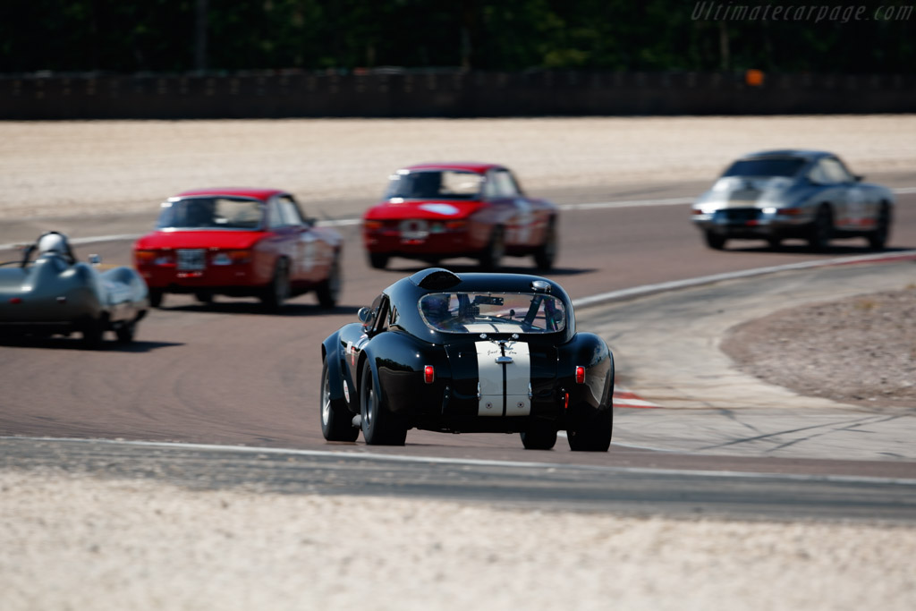 AC Cobra 289 - Chassis: CSX2468 - Driver: Charles Firmenich / Henri Moser - 2019 Grand Prix de l'Age d'Or