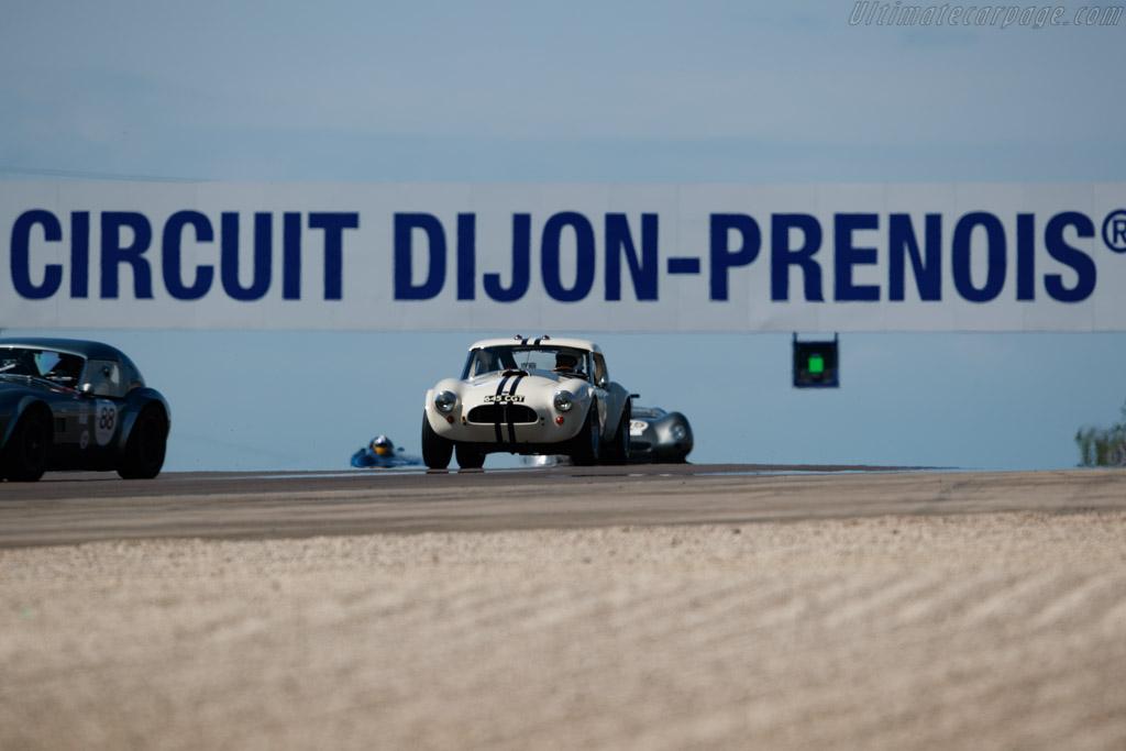 AC Cobra 289 - Chassis: CSX2142 - Driver: Carlos Monteverde / Gary Pearson - 2019 Grand Prix de l'Age d'Or