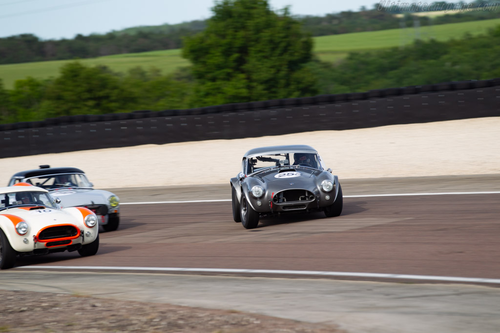 AC Shelby Cobra 289 - Chassis: CSX2111 - Driver: Pierre-Alain France / Erwin France - 2019 Grand Prix de l'Age d'Or