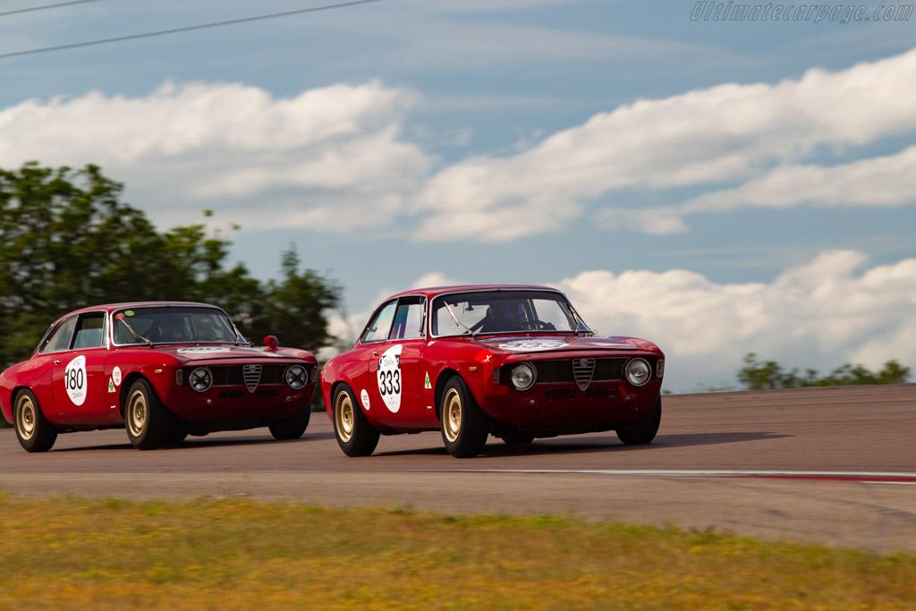 Alfa Romeo Giulia Sprint GTA - Chassis: AR613038 - Driver: Roderick Jack / Rory Jack - 2019 Grand Prix de l'Age d'Or