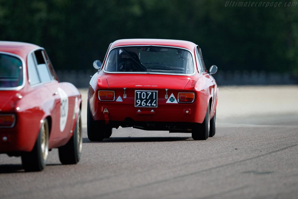 Alfa Romeo Giulia Sprint GTA - Chassis: AR613730 - Driver: Xavier Galant - 2019 Grand Prix de l'Age d'Or