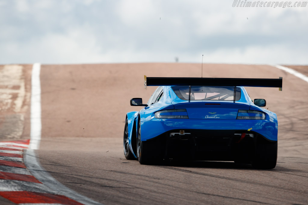 Aston Martin V12 Vantage GT3 - Chassis: 018 - Driver: Oliver Mathai - 2019 Grand Prix de l'Age d'Or