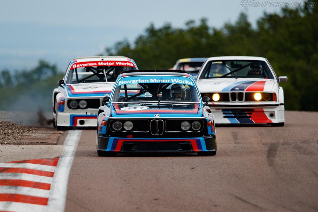 BMW 3.0 CSL  - Driver: Michael Erlich - 2019 Grand Prix de l'Age d'Or