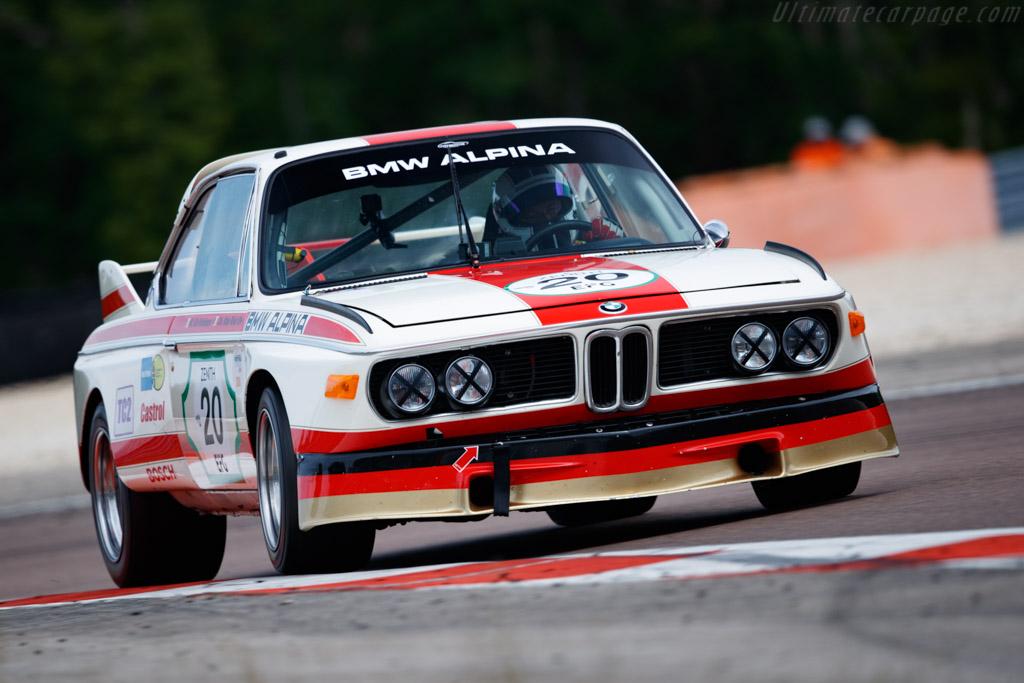 BMW 3.0 CSL - Chassis: JS100261 - Driver: Christophe Van Riet - 2019 Grand Prix de l'Age d'Or