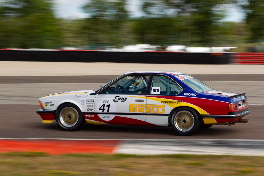 BMW 635 CSI Group A - Chassis: E24 RA2-40 - Driver: Jean-Lou Rihon / Nick Padmore - 2019 Grand Prix de l'Age d'Or