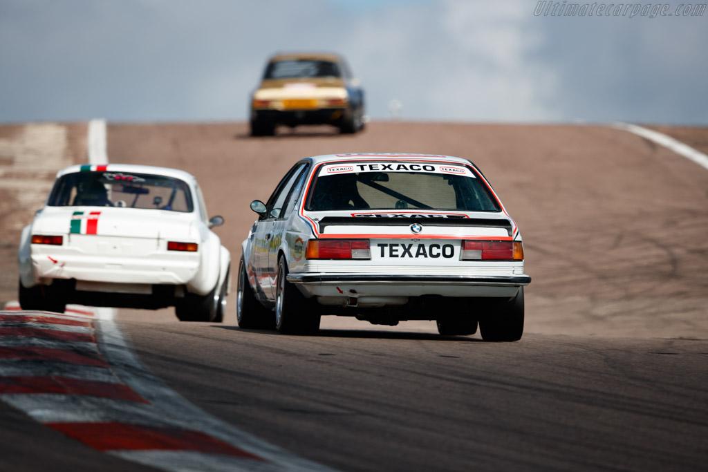 BMW 635 CSI Group A - Chassis: E24 RA1-04 - Driver: Armand Mille - 2019 Grand Prix de l'Age d'Or