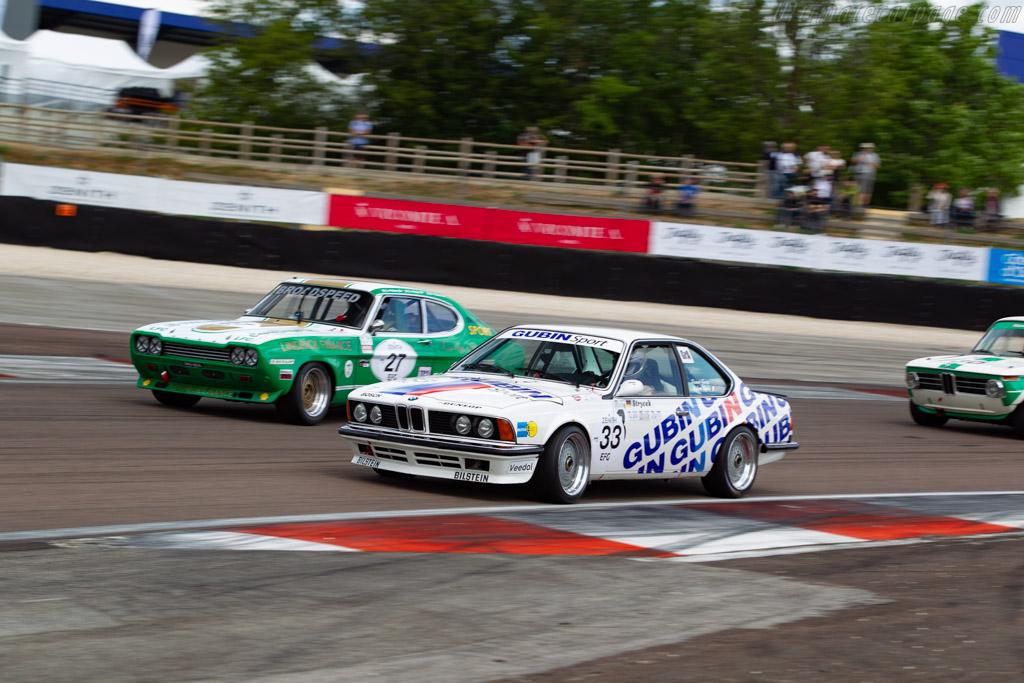 BMW 635 CSI Group A - Chassis: E24 RA1-31 - Driver: Robert Boos / Pascal Goury - 2019 Grand Prix de l'Age d'Or