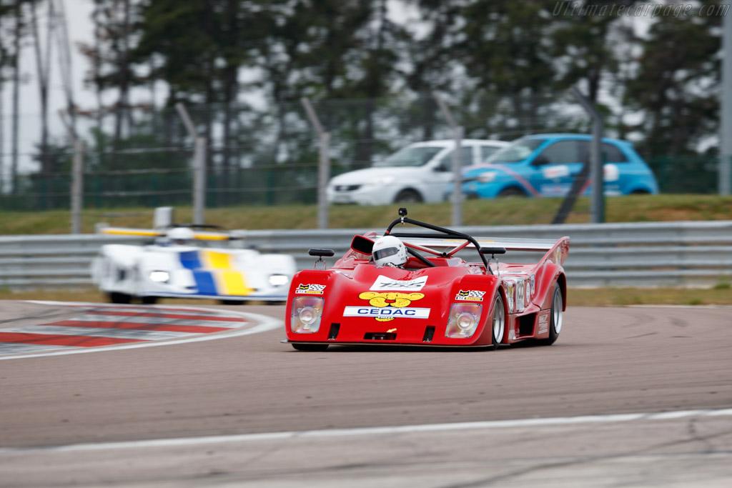 Cheetah G601 - Chassis: 601-1 - Driver: Michael Delaney / Markus Schenkl - 2019 Grand Prix de l'Age d'Or