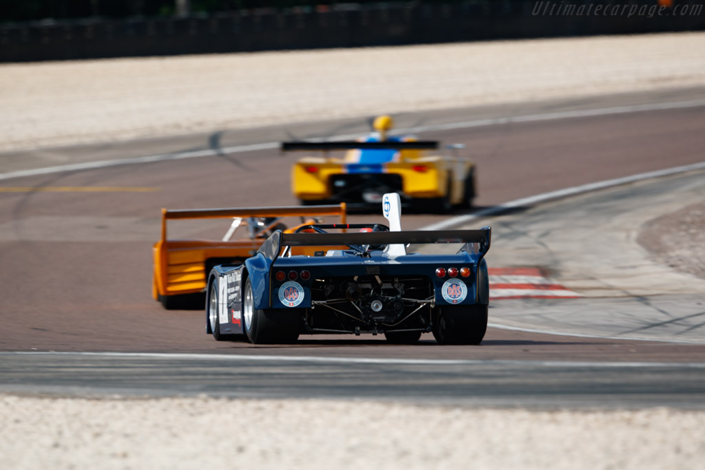 Cheetah G601 - Chassis: 601-2 - Driver: Beat Eggimann - 2019 Grand Prix de l'Age d'Or