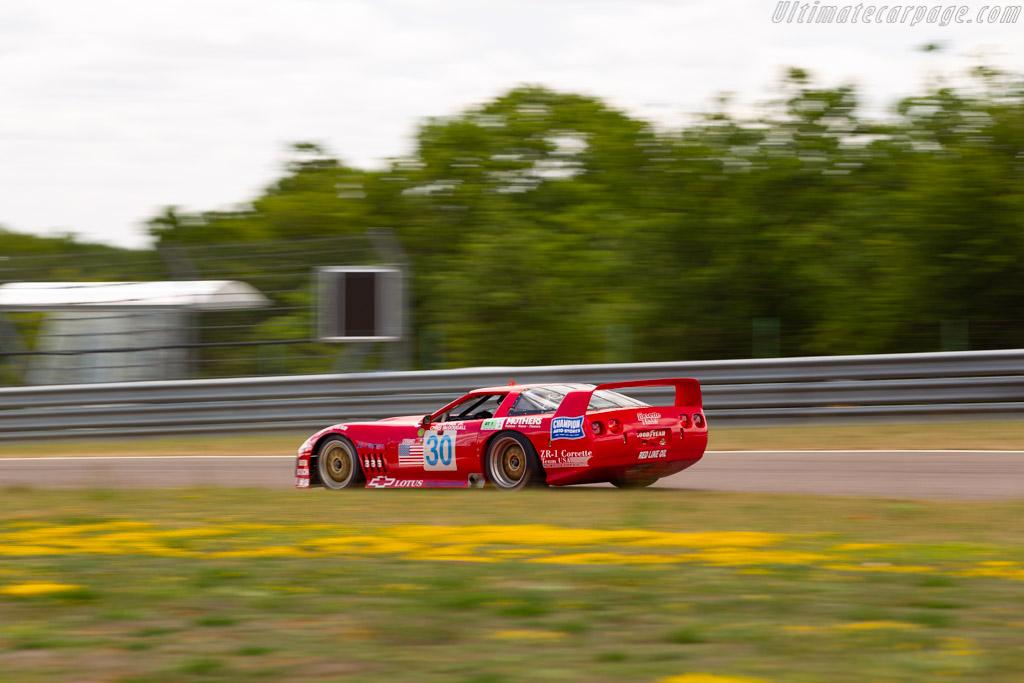 Chevrolet Corvette ZR1 LM - Chassis: DRMLMZR1C-001 - Driver: Ralf Huber Gutierrez - 2019 Grand Prix de l'Age d'Or