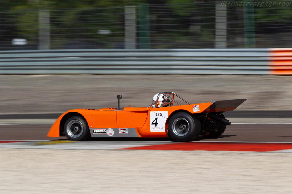 Chevron B21 - Chassis: B21-72-25 - Driver: Philipp Bruehwiler - 2019 Grand Prix de l'Age d'Or