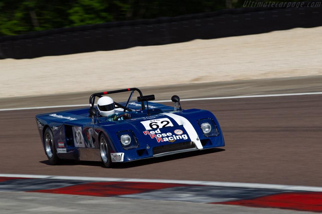 Chevron B23 - Chassis: B23-73-8 - Driver: Guy Peeters - 2019 Grand Prix de l'Age d'Or