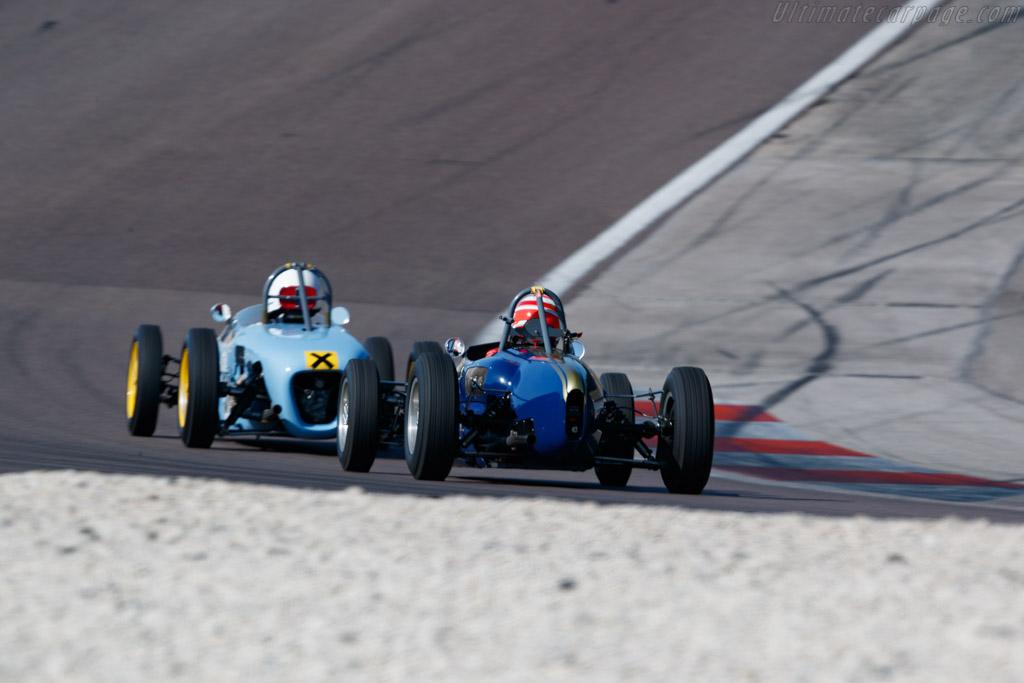 Elfin FJ - Chassis: FJ629 - Driver: David Watkins - 2019 Grand Prix de l'Age d'Or