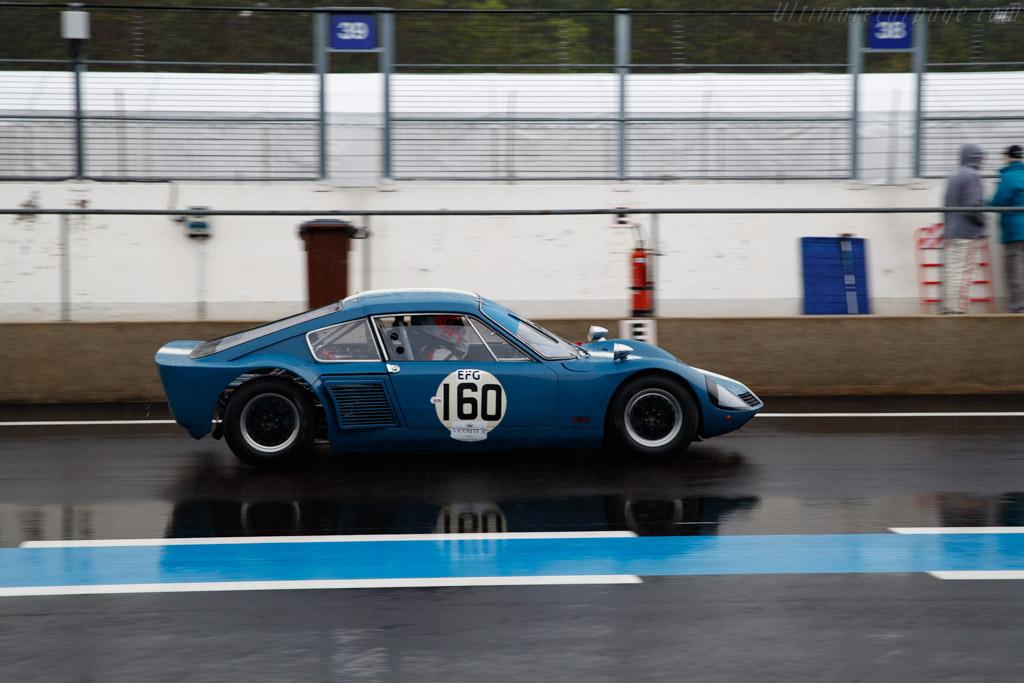 Elva GT 160 - Chassis: 160GT/7S/3 - Driver: Michael Birch / Gareth Burnett - 2019 Grand Prix de l'Age d'Or