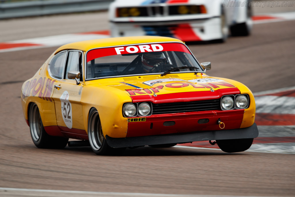 Ford Capri 2600 RS - Chassis: GAECLE42482 - Driver: Yves Scemama - 2019 Grand Prix de l'Age d'Or