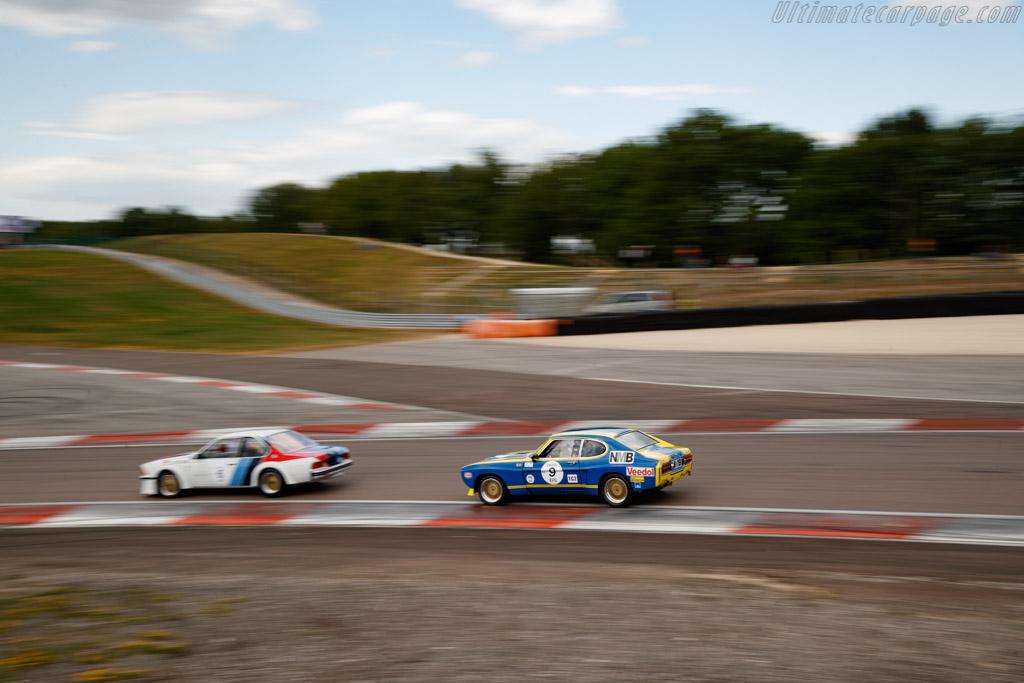 Ford Capri 2600 RS - Chassis: GCECNU84315 - Driver: Thomas Studer - 2019 Grand Prix de l'Age d'Or