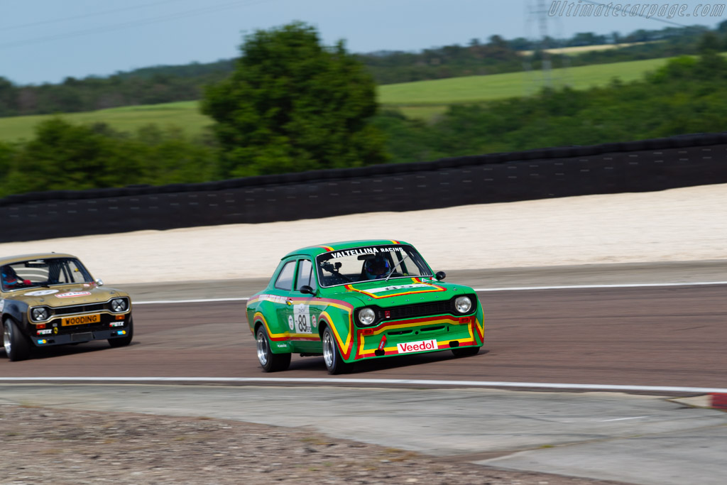 Ford Escort 1600 RS - Chassis: CCATK101440 - Driver: Franco Meiners - 2019 Grand Prix de l'Age d'Or