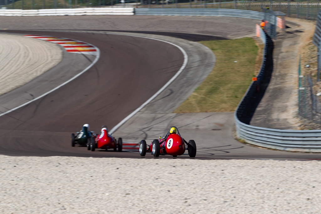 Gemini Mk2  - Driver: Larry Kinch - 2019 Grand Prix de l'Age d'Or