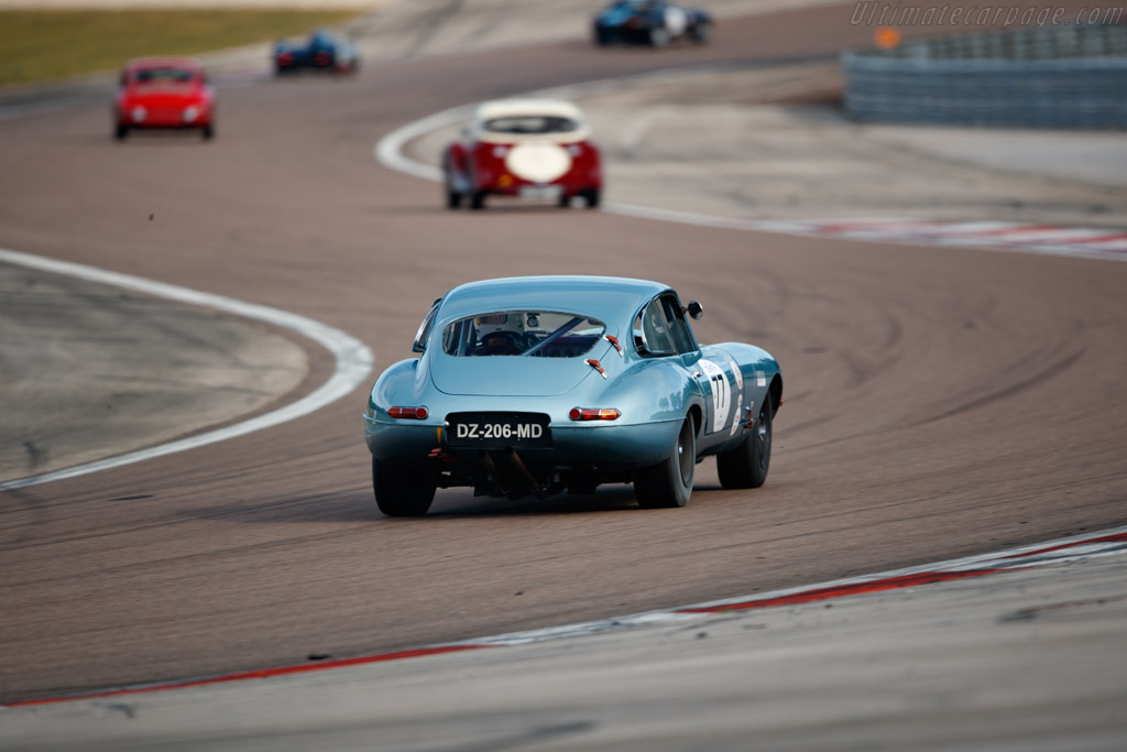 Jaguar E-Type - Chassis: 887277 - Driver: Serge Delpla - 2019 Grand Prix de l'Age d'Or