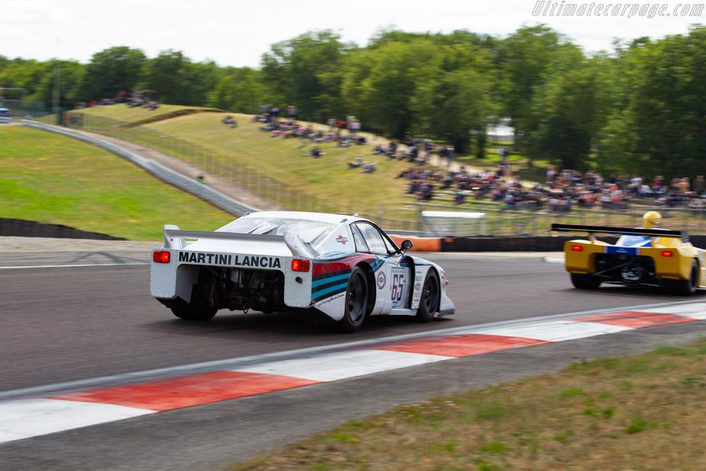 Lancia Beta Montecarlo Turbo - Chassis: 1009 - Driver: Franco Meiners - 2019 Grand Prix de l'Age d'Or