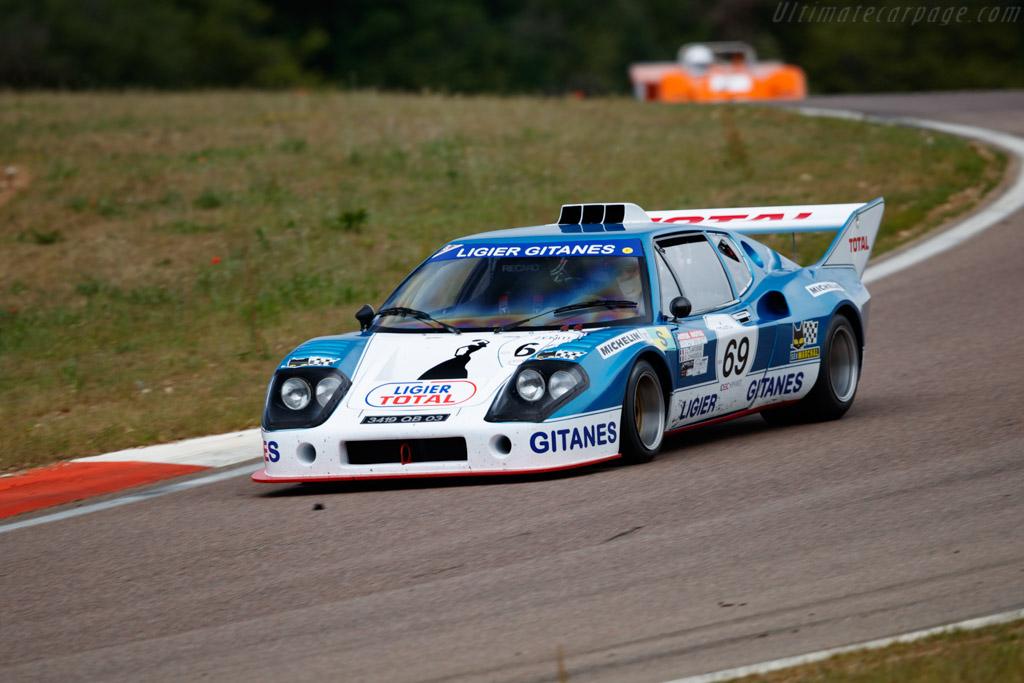 Ligier JS2 - Chassis: 2538 73 03 - Driver: Mr John Of B / Soheil Ayari - 2019 Grand Prix de l'Age d'Or