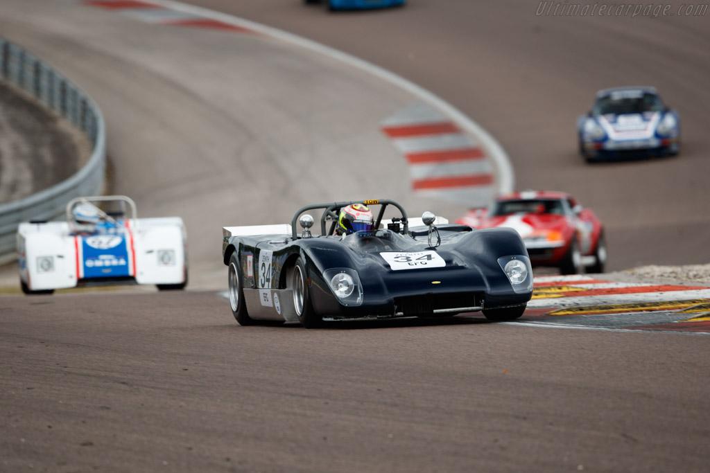 Lola T210 - Chassis: SL210/09 - Driver: Armand Mille - 2019 Grand Prix de l'Age d'Or
