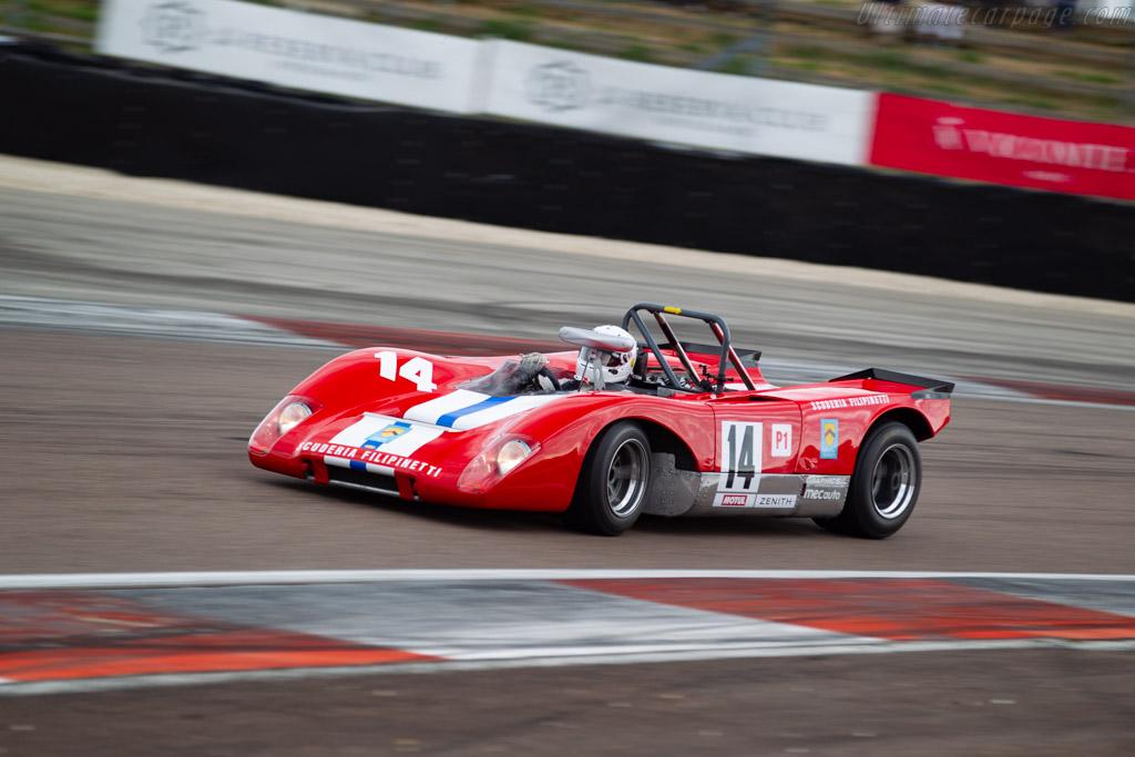 Lola T212 - Chassis: HU18 - Driver: Mauro Poponcini - 2019 Grand Prix de l'Age d'Or
