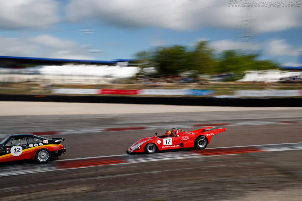 Lola T298 - Chassis: HU97 - Driver: Patrice Lafargue - 2019 Grand Prix de l'Age d'Or