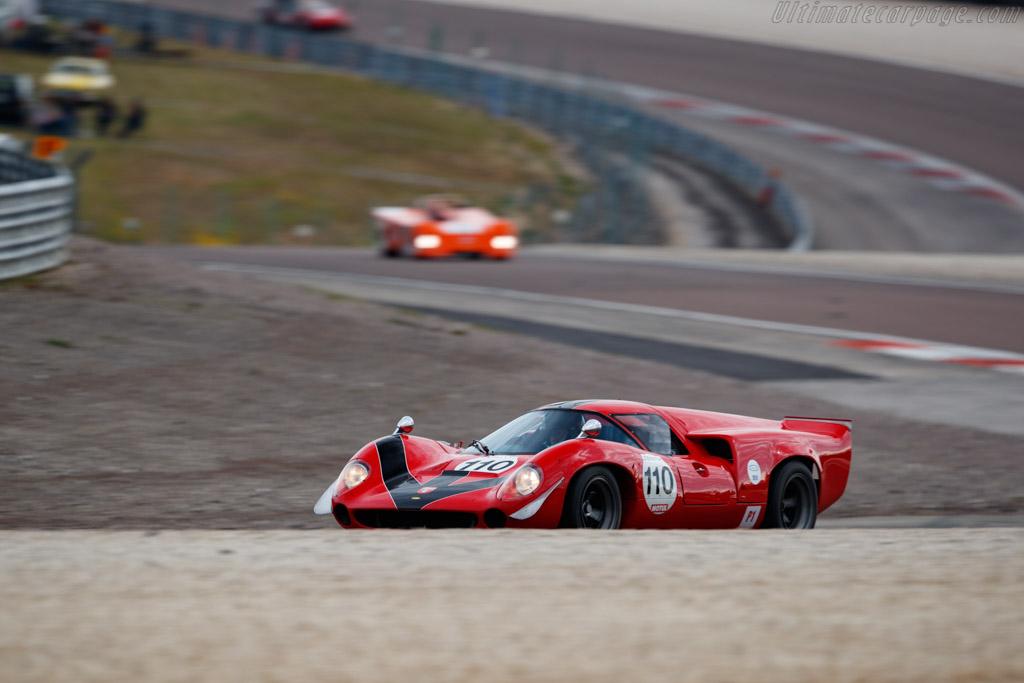 Lola T70 Mk3 - Chassis: SL73/110 - Driver: Philippe Giauque - 2019 Grand Prix de l'Age d'Or