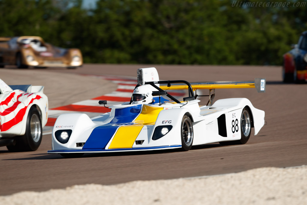 March 75S - Chassis: 75S/3 - Driver: Kevin Cooke  - 2019 Grand Prix de l'Age d'Or