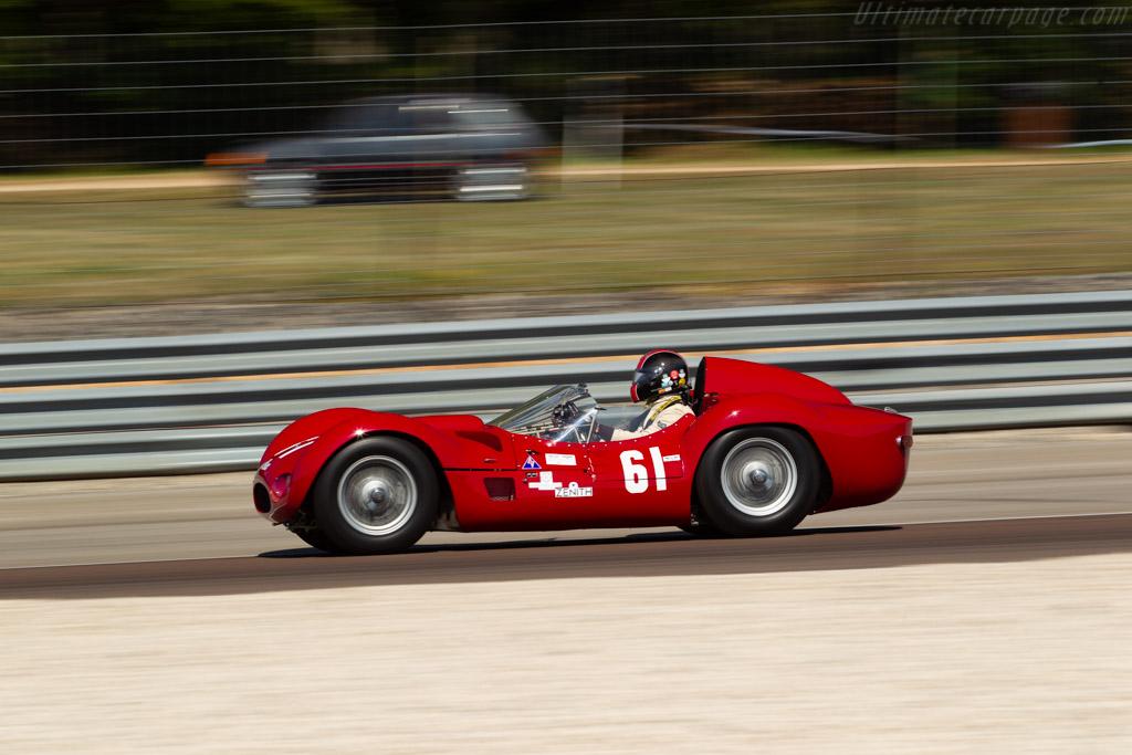 Maserati Tipo 60 - Chassis: 2466 - Driver: Guillermo Fierro - 2019 Grand Prix de l'Age d'Or