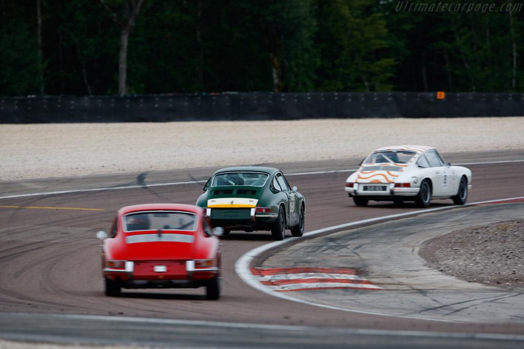 Porsche 911 - Chassis: 303757 - Driver: Uwe Bruschnik / Robert Haug - 2019 Grand Prix de l'Age d'Or