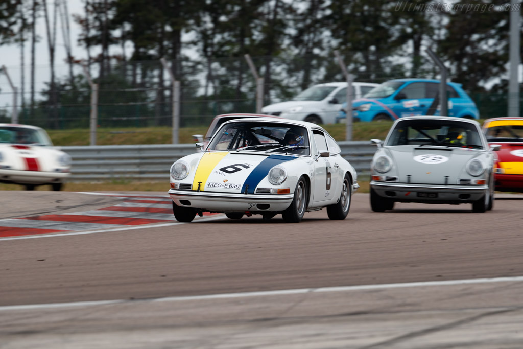 Porsche 911 - Chassis: 305515 - Driver: Lee Maxted-Page / Andrew Jordan - 2019 Grand Prix de l'Age d'Or