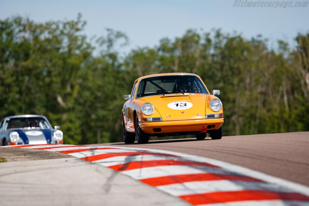 Porsche 911 - Chassis: 302702 - Driver: David Nogareda Estivill - 2019 Grand Prix de l'Age d'Or