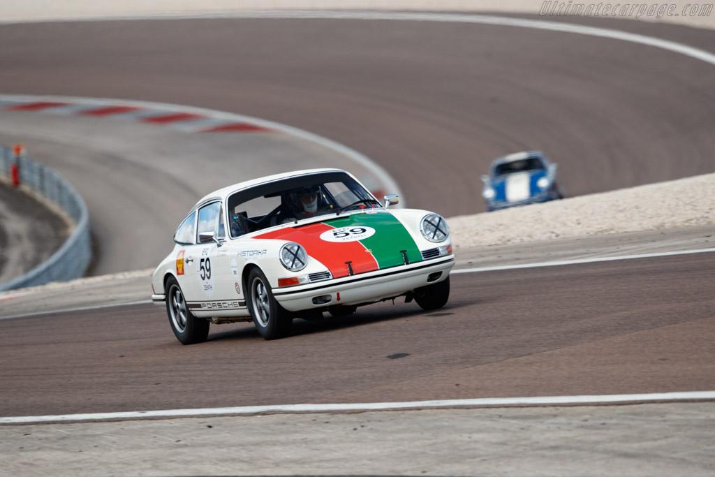 Porsche 911  - Driver: Galal Mahmoud / Tarek Mahmoud  - 2019 Grand Prix de l'Age d'Or