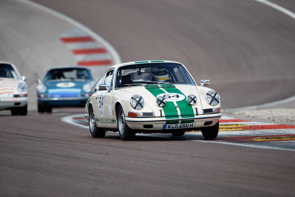 Porsche 911 - Chassis: 301003 - Driver: Gaby Von Oppenheim / Andreas Middendorf  - 2019 Grand Prix de l'Age d'Or