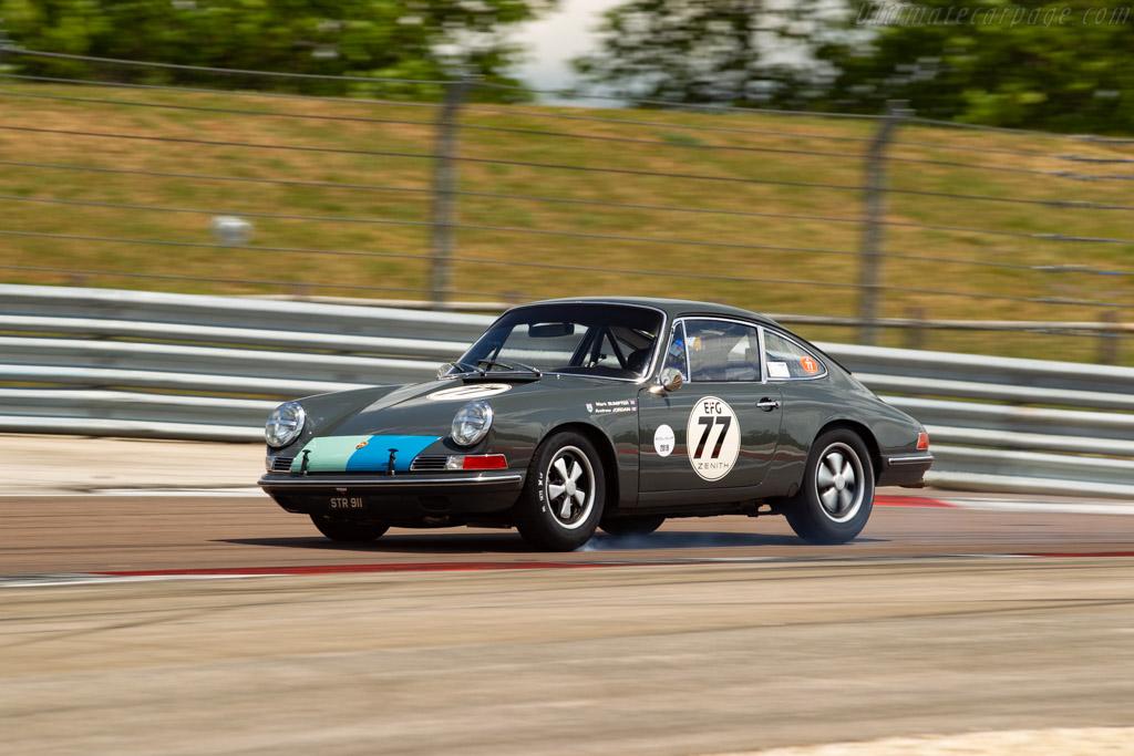 Porsche 911 - Chassis: 302285 - Driver: Mark Sumpter / Andrew Jordan - 2019 Grand Prix de l'Age d'Or