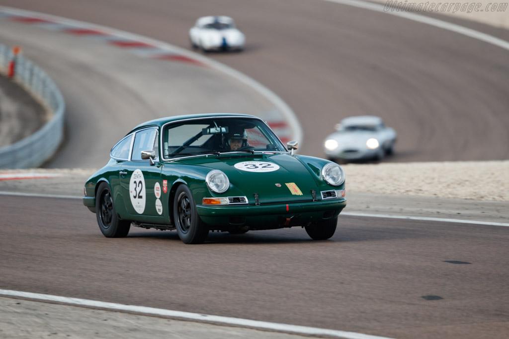 Porsche 911 - Chassis: 304798 - Driver: Marie-Claude Firmenich / Benjamin Monnay - 2019 Grand Prix de l'Age d'Or