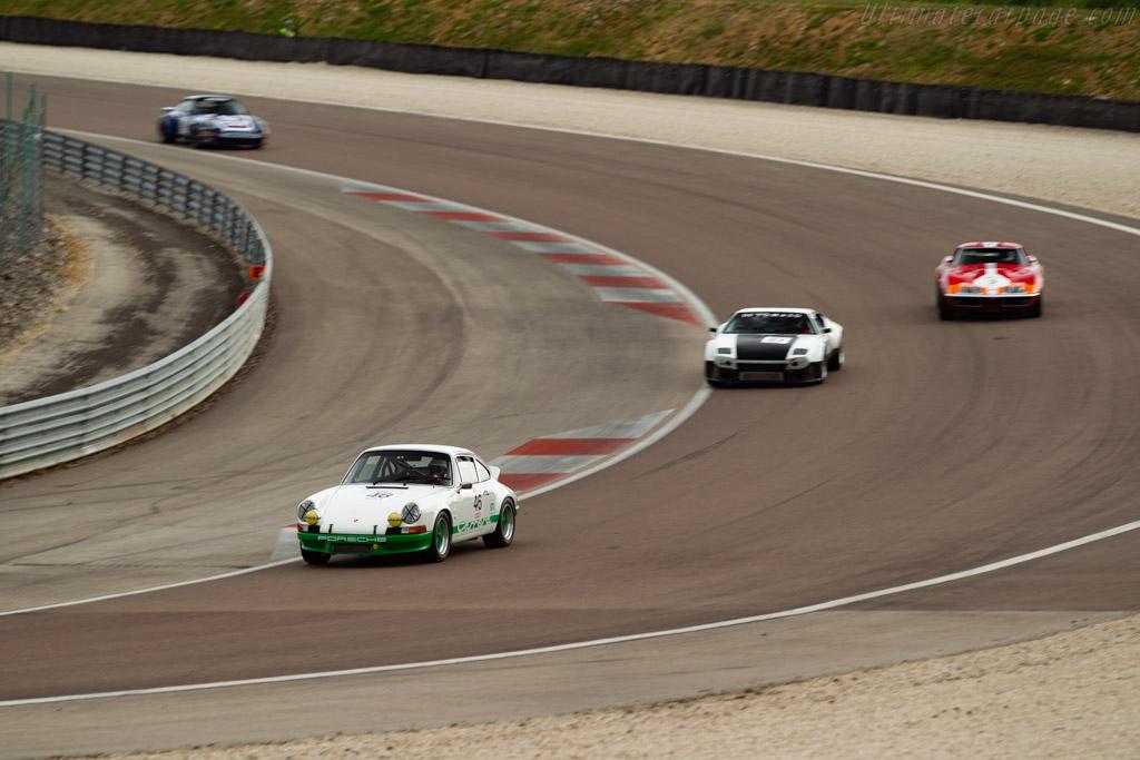Porsche 911 Carrera RS 2.7 - Chassis: 911 360 1347 - Driver: Stanislas Bouriez / Alice Bouriez - 2019 Grand Prix de l'Age d'Or