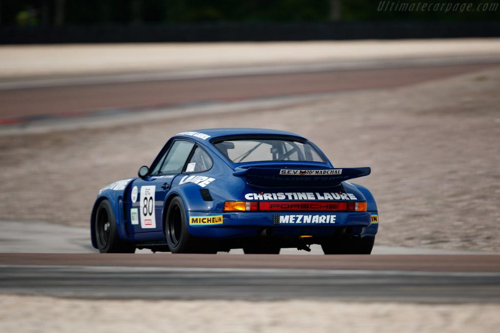 Porsche 911 Carrera RSR 3.0 - Chassis: 006 0015 - Driver: Dominique Vananty - 2019 Grand Prix de l'Age d'Or