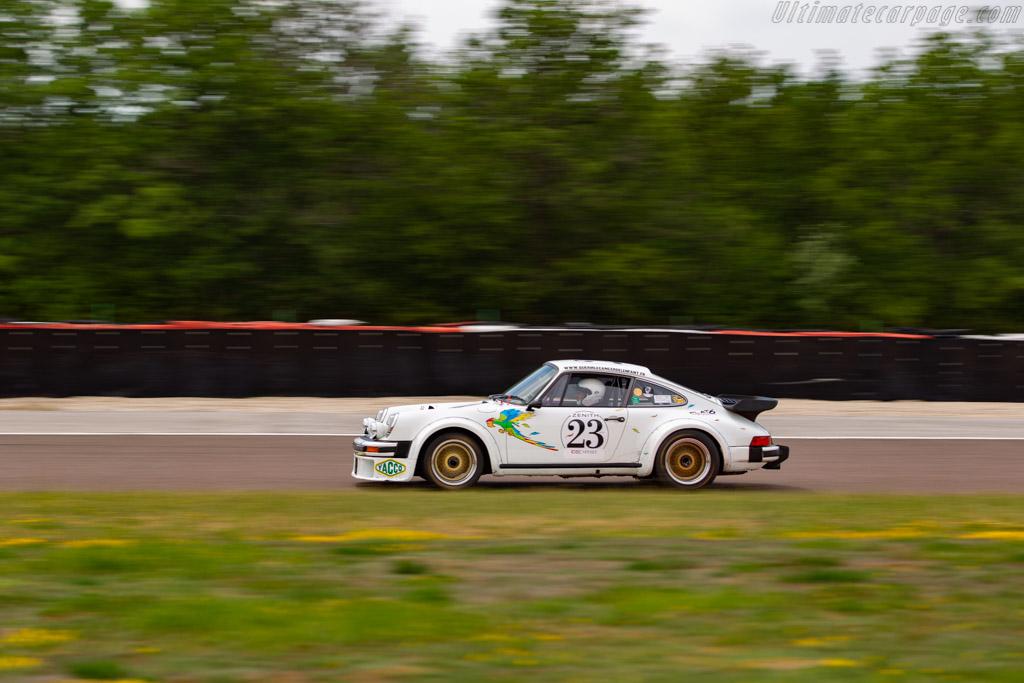 Porsche 911 Turbo - Chassis: 930 670 0548 - Driver: Frédéric Lemos / Adriano Nicodemi - 2019 Grand Prix de l'Age d'Or