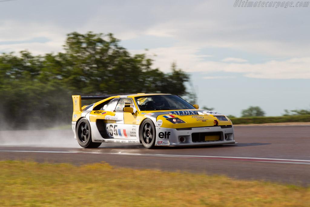 Venturi 400 LM - Chassis: 0065 - Driver: Guy Burnichon / Mathieu Burnichon - 2019 Grand Prix de l'Age d'Or