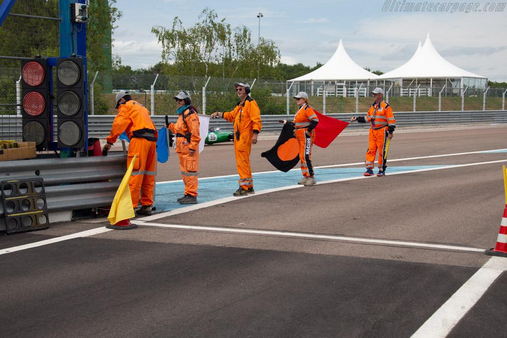 Welcome to Dijon   - 2019 Grand Prix de l'Age d'Or