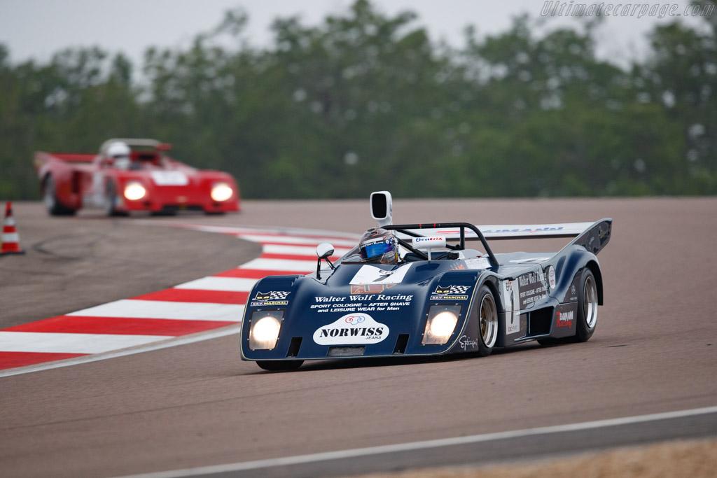 Cheetah G601 - Chassis: 601-2 - Driver: Beat Eggimann - 2021 Grand Prix de l'Age d'Or