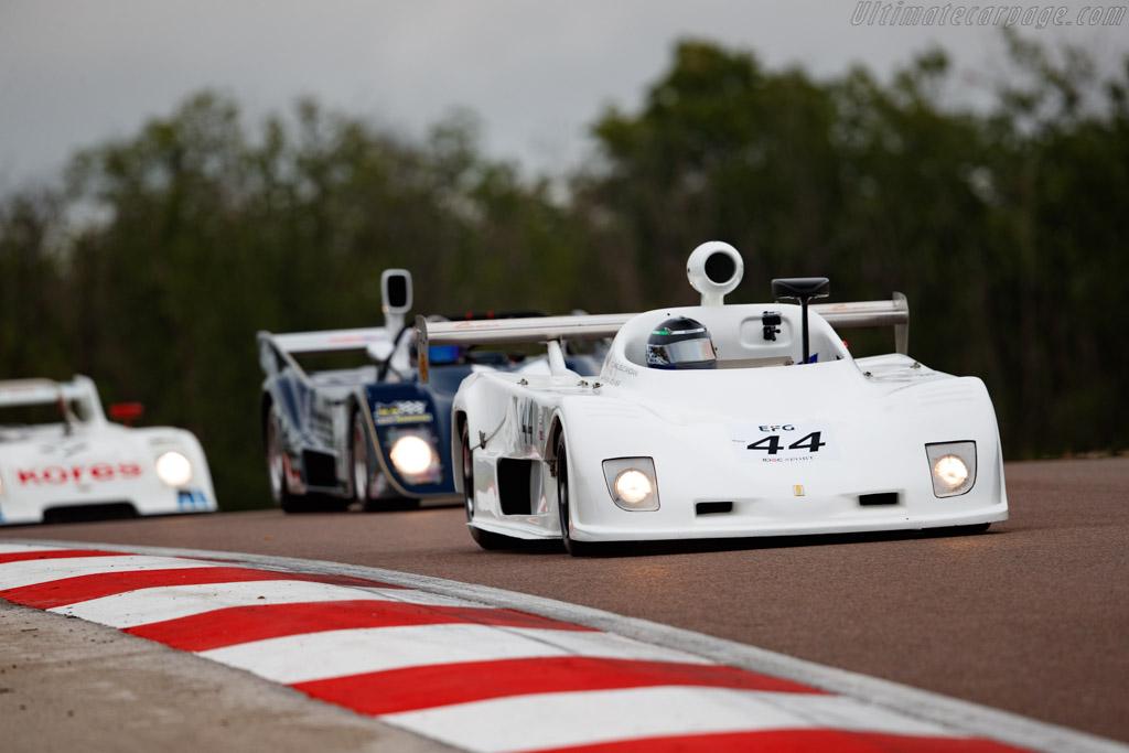 Osella PA5 - Chassis: PA5-60 - Driver: Gianluigi Candiani / Frédéric Rouvier - 2021 Grand Prix de l'Age d'Or