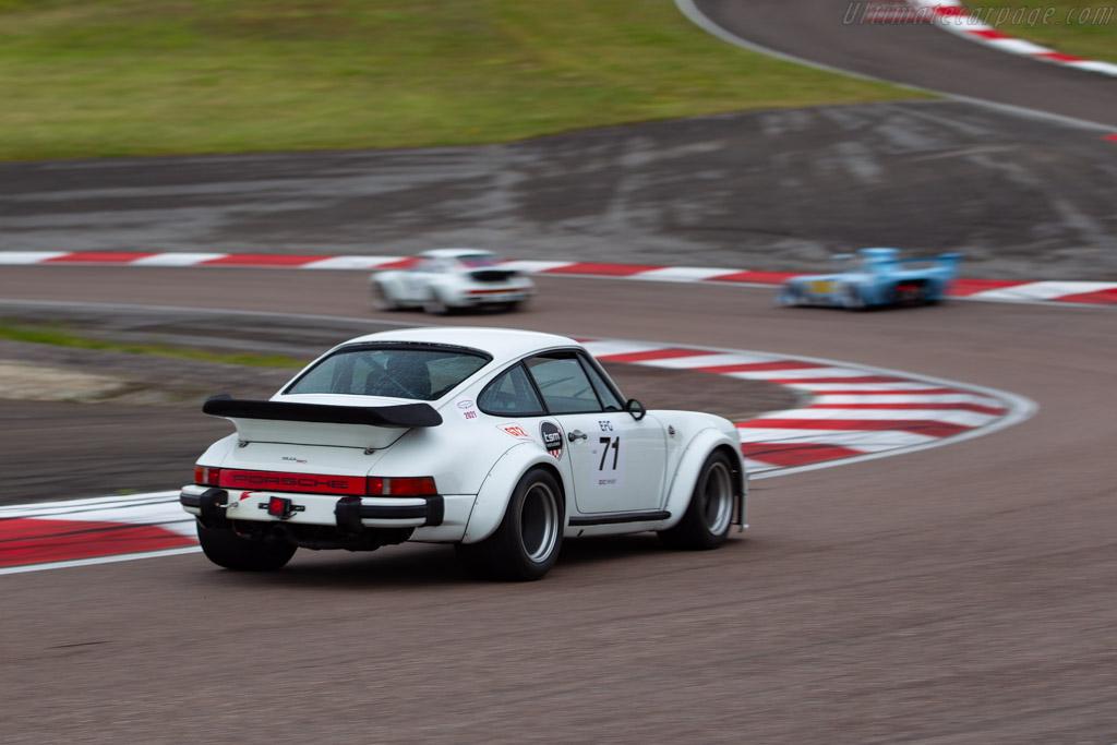 Porsche 911 Turbo - Chassis: 930 770 0496 - Driver: Fabio Spirgi - 2021 Grand Prix de l'Age d'Or